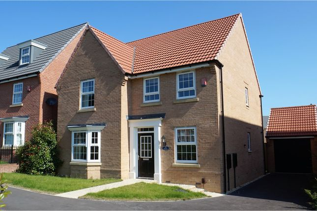 Thumbnail Detached house for sale in Frazier Avenue, Wakefield