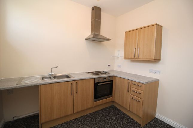 Kitchen of Craignethan Apartments, Lesmahagow, Lanark ML11
