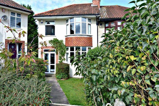 Thumbnail Terraced house for sale in Kensington Park Road, Brislington, Bristol