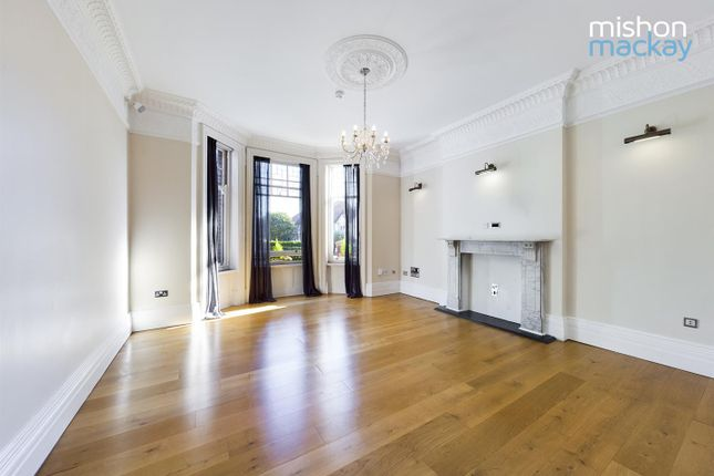 Thumbnail Flat to rent in Wilbury Villas, Hove