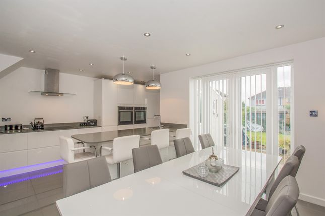 Thumbnail Semi-detached house for sale in Linden Grove, Rumney, Cardiff