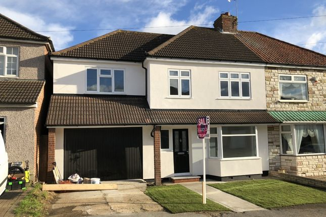 Semi-detached house for sale in Kenilworth Avenue, Romford
