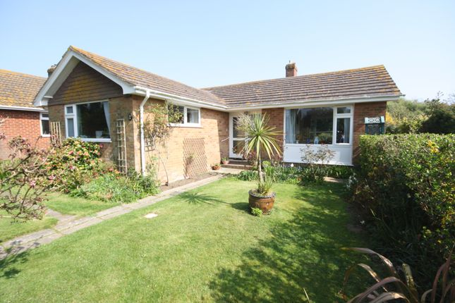 Thumbnail Detached bungalow for sale in Lyndale Close, Milford On Sea