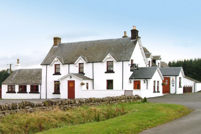 Thumbnail Hotel/guest house for sale in Sheriffmuir Inn, Dunblane, Stirling