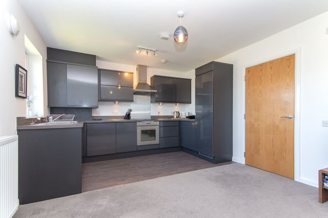 Thumbnail Flat to rent in Bridgetown Place, Kirkcaldy