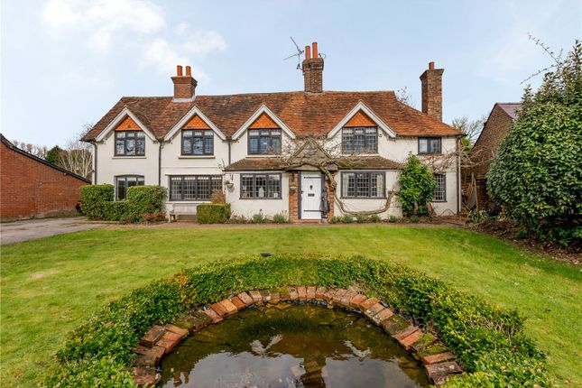 Thumbnail Detached house for sale in The Common, Cranleigh, Surrey
