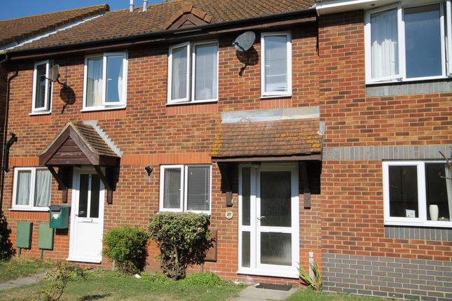 Thumbnail Terraced house to rent in Vlissingen Drive, Deal