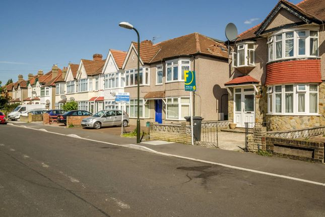Thumbnail Semi-detached house to rent in Graham Road, Mitcham
