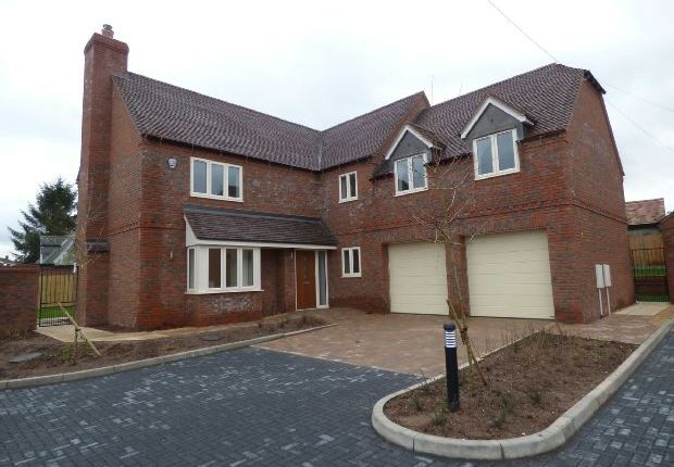Thumbnail Detached house for sale in Fir Tree Grove, Halfkey Road, Malvern