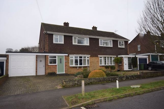 3 bed semi-detached house for sale in Manor Road, Toddington, Dunstable LU5