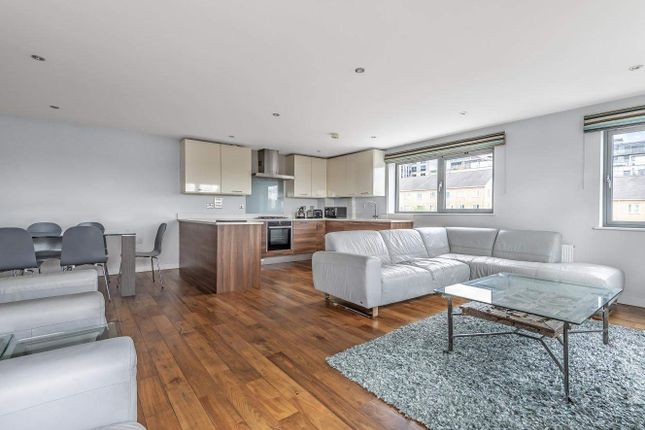 Thumbnail 2 bed penthouse for sale in Bagleys Lane, London