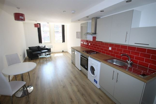 Thumbnail Property to rent in Queen Street, Leicester