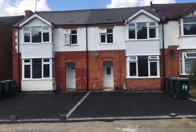 Thumbnail Terraced house to rent in Winifred Avenue, Earlsdon, Coventry