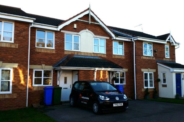 Thumbnail Terraced house to rent in Swallow Road, Driffield