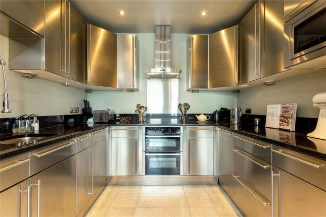 Thumbnail Property for sale in Keepier Wharf, 12 Narrow Street, Limehouse, London