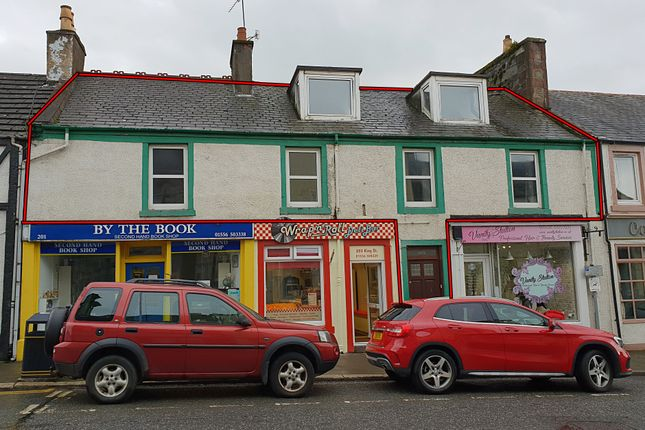 Thumbnail Duplex for sale in King Street, Castle Douglas