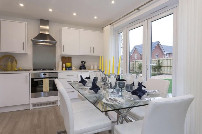 """Thumbnail End terrace house for sale in """"Abergeldie"""" at Barochan Road, Houston, Johnstone"""