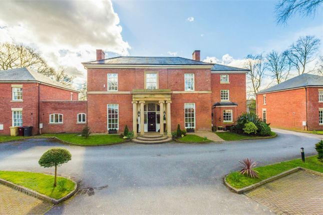 5 bed link-detached house for sale in The Parklands, Radcliffe, Manchester