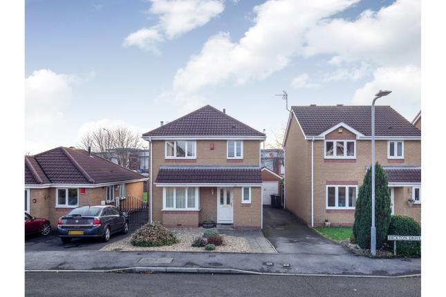 Thumbnail Detached house for sale in Hickton Drive, Chilwell, Nottingham, Nottinghamshire