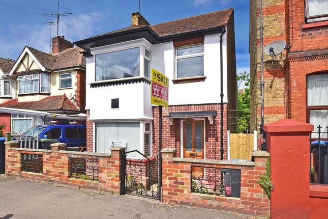 Thumbnail Terraced house to rent in South Eastern Road, Ramsgate
