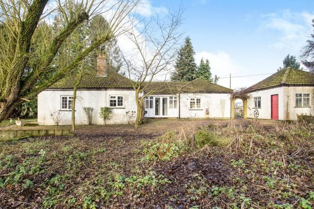 Thumbnail Bungalow for sale in Weasenham Road, Great Massingham, King's Lynn, Norfolk