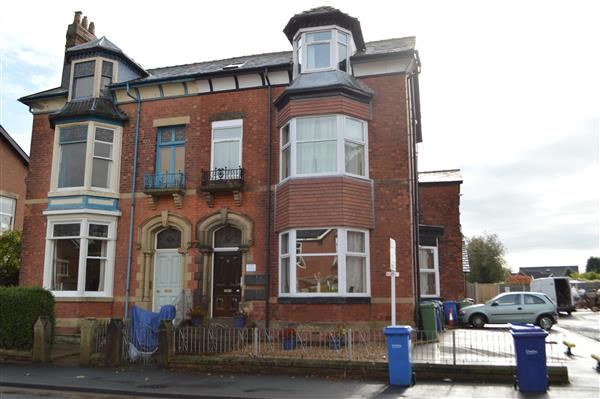 Thumbnail Flat for sale in Southport Road, Chorley, Chorley