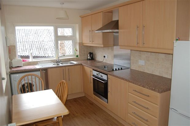 Thumbnail Flat to rent in Scotforth Road, Lancaster