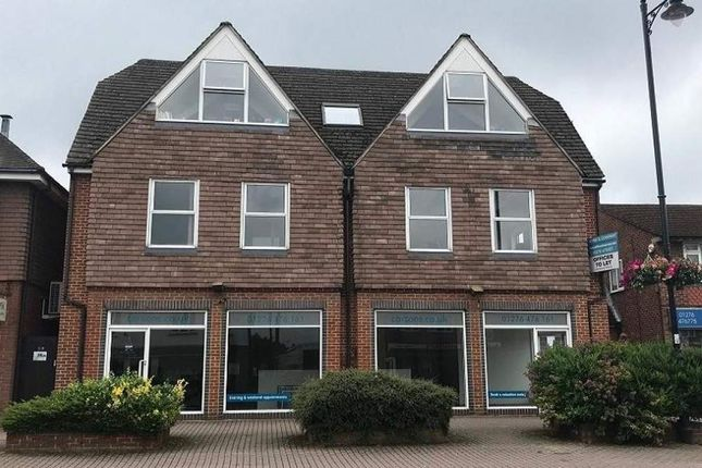 Thumbnail Retail premises to let in 39 Guildford Road, Lightwater
