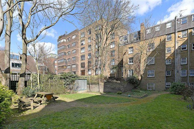 Communal Gardens of Earls Court Road, London W8