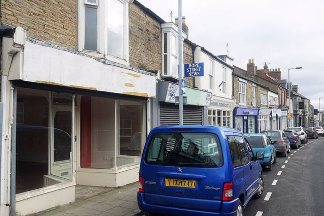 Thumbnail Retail premises to let in Hope Street, Crook