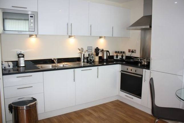 Thumbnail Flat to rent in Franklin Building, - Student Accommodation., Canary Wharf