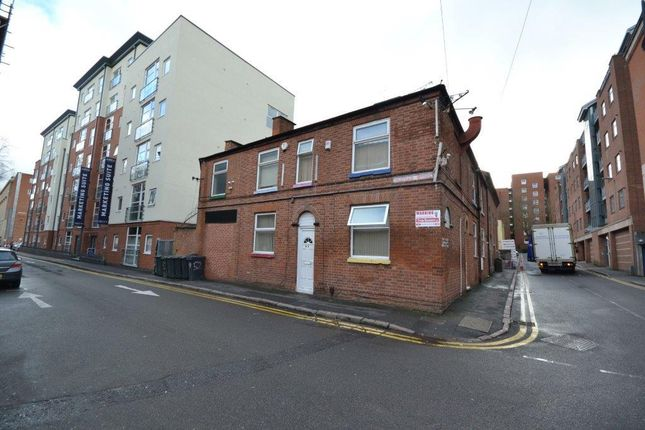 Thumbnail Land for sale in Chatham Street, Leicester, Leicester