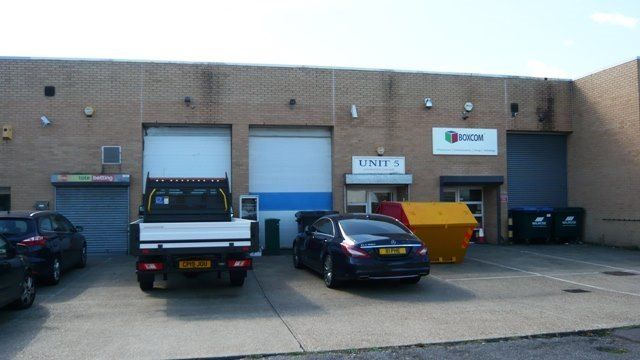 Thumbnail Light industrial to let in Unit 5 Cypress Court, Harris Way, Sunbury On Thames, Middlesex