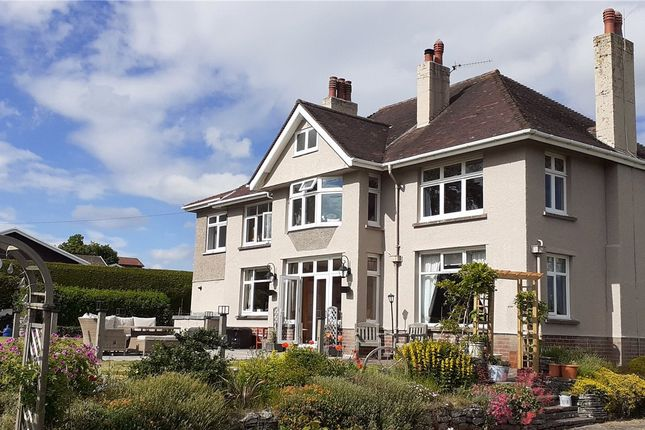 Thumbnail Detached house for sale in Pendre, Brecon, Powys