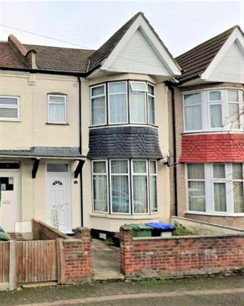 Thumbnail Terraced house to rent in Fernbank Avenue, Wembley