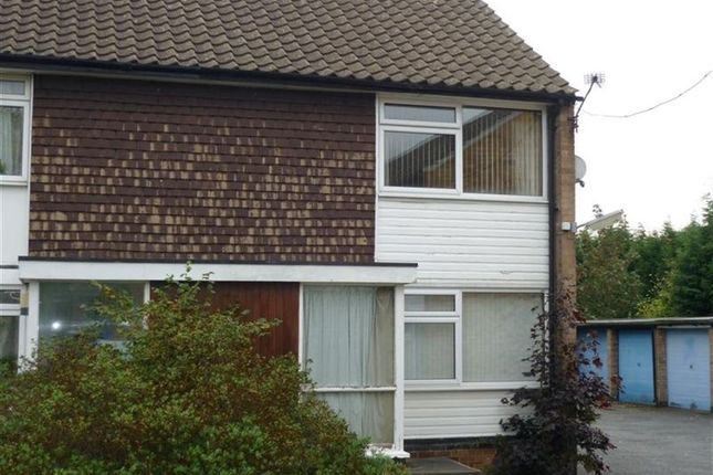 Thumbnail Terraced house to rent in Felstead Court, Bramcote