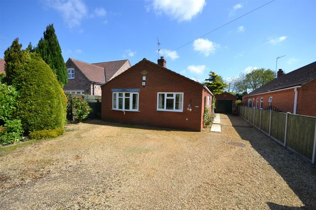 Thumbnail Detached bungalow for sale in Sandy Lane, Ingoldisthorpe, King's Lynn