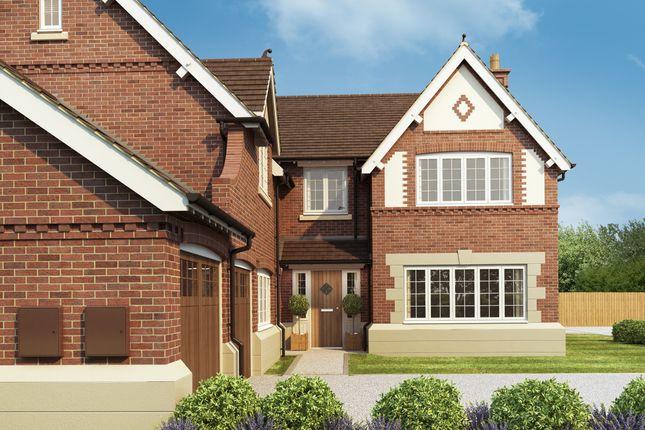 Thumbnail Detached house for sale in Burcote Park Phase 2, Ash Gardens, Burcote Road, Wood Burcote, Towcester
