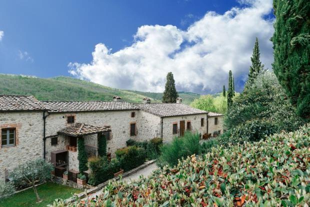 Picture No. 11 of Podere Morelli, Radda In Chianti, Tuscany, Italy
