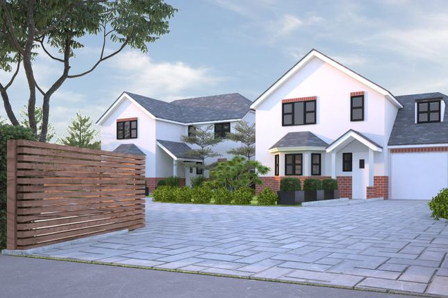 Thumbnail Detached house for sale in Noads Way, Dibden Purlieu, Southampton