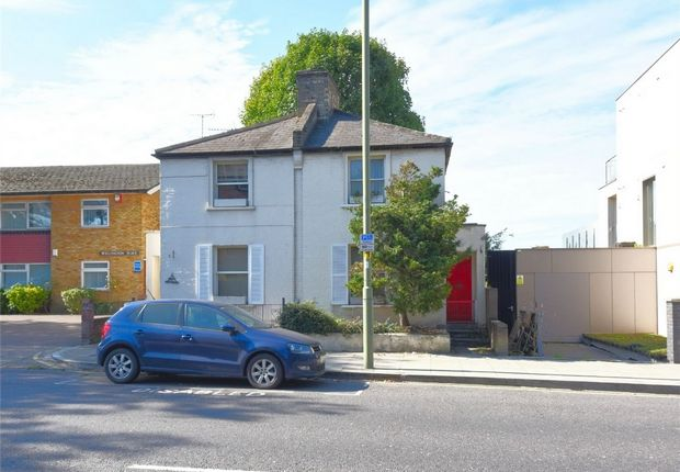2 bed semi-detached house for sale in Dixey Cottages, Great North Road, London N2