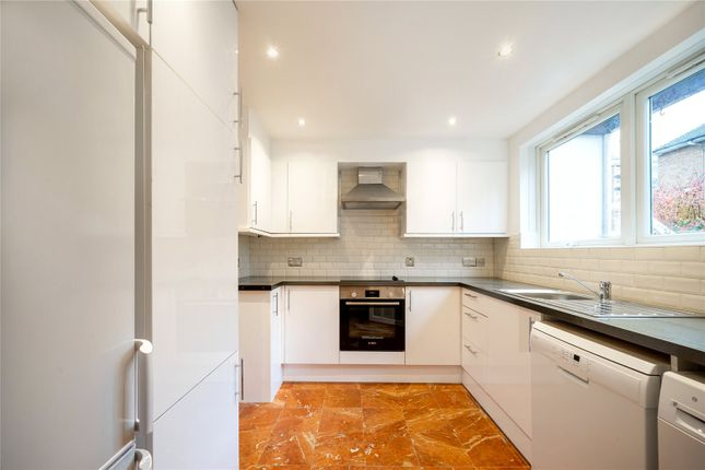 Thumbnail End terrace house to rent in Avenue Road, St Johns Wood, London