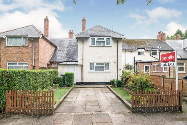 Thumbnail Terraced house for sale in Brook Lane, Birmingham