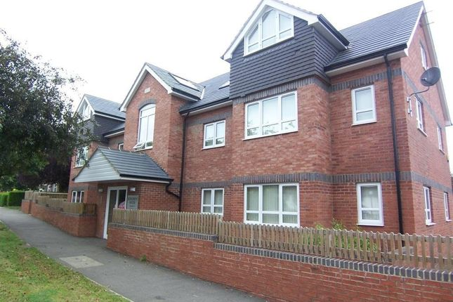 Thumbnail Flat to rent in Whaddon Way, Bletchley, Milton Keynes
