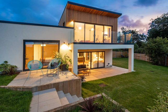 Thumbnail Detached house for sale in Lower Church Road, Gurnard, Cowes