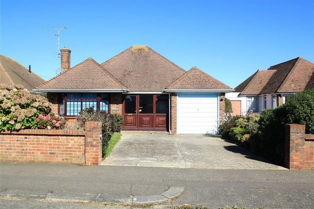 Thumbnail Detached bungalow for sale in Marlborough Road, Goring-By-Sea, Worthing