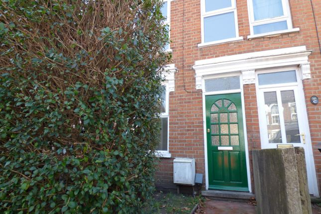 Thumbnail Terraced house to rent in Pearce Road, Ipswich