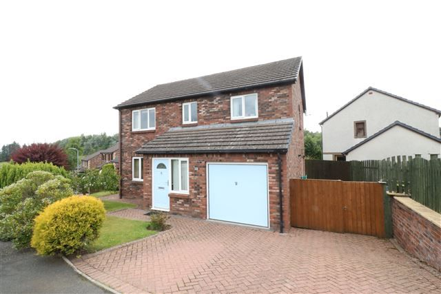 Thumbnail Detached house for sale in Townfoot Park, Brampton, Cumbria