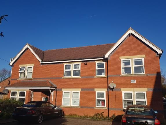 Thumbnail Flat for sale in Station Approach House, Station Road, Crewe, Cheshire