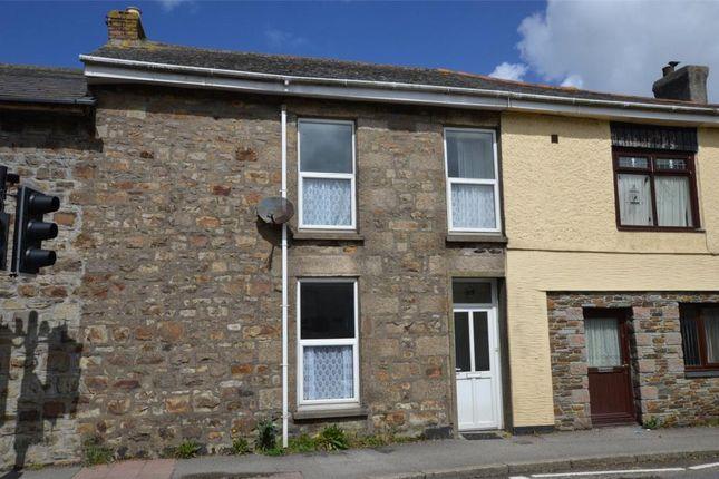 Thumbnail Terraced house for sale in Trevenson Street, Camborne, Cornwall